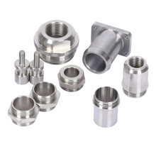 High Precision 5 Axis CNC Machining Brass Aluminum Titanium Parts Parts CNC Mini Mill Steel