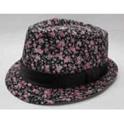 Chapeaux de coton imprimé Fashion Ladies