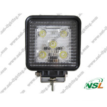 Square Auto 15W LED off road light, 4x4 LED lâmpada (NSL1505S-15W)