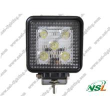 Квадратный автоматический светодиодный светильник 15 Вт для бездорожья, светодиодная лампа 4x4 (NSL1505S-15W)