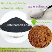 charbon actif de haute qualité en tant qu'agent décolorant pour l'additif
