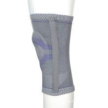 Wholesale Knitting Compression Knee Sleeve Spring Knee Support