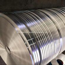 Tiras de aluminio laminado en caliente para enfriador de aceite