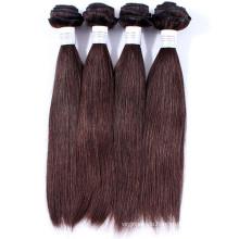 Hochwertige 100 % natives kambodschanischen glattes Haar