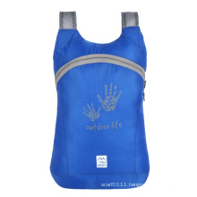 Foldable Light Weight Waterproof Nylon Backpack Bag (YKY7298)
