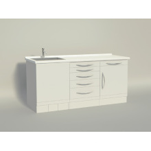 """Fire"" Series (1.5Meter) Combinational Cabinet"