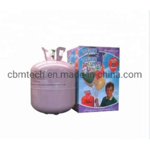 Colorful Disposable Helium Cylinders for Balloon