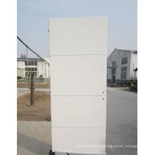 Белые плоские двери /MDF двери (FD03)