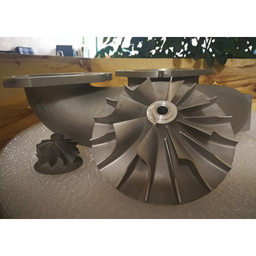 Cast Aluminium Turbocharger Compressor Wheel