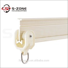 Hospital Curved Curtain Track System Curtain Rail Accessories