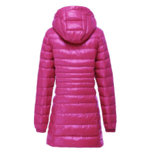 young women Ultra-light Down Jacket