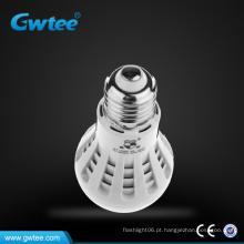 Controle Dimmable cor mudando lâmpada de iluminação LED 5W levou luz de bulbo