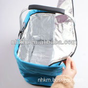Picnic Cooler Bag with Big Compartment, Suitable for Food Storage