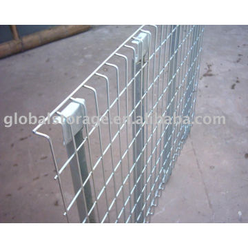 hochwertiger Maschendraht Stahlbelag