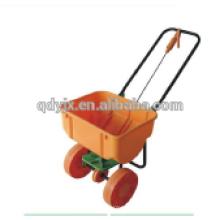 carrinho de jardim com carrinho de lixo poli TC2416