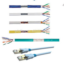 305M/Roll UTP Cable 4pr Indoor CAT5E Bulk Cable CMR Rated Approval Pull-Out Box Solid BC