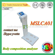 MSLCA01M Body Composition Analyzer Günstige Body Analyzer Maschine mit CE & ISO genehmigt