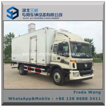 Foton 4X2 160HP 10tons Carrier Refrigerator Truck