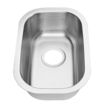 Fregadero de barra 4632A Undermount Single Bowl