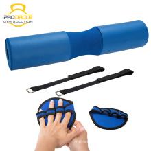 Gewichtheben Barbell Pad Squat Pad mit Gurt