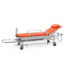 Big Wheel Aluminum Ambulance Stretcher  Lift For  Medical