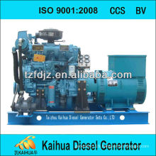 china made weichai marine generator with CCS & BV certificates