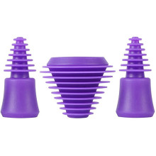 Silicone Stoppers for Cleaning Universal Cleaning Plugs Caps