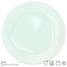 "10.5 ""Green Keramik Teller Herstellung"