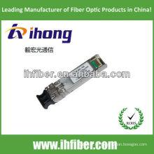 CWDM SFP + módulo transceptor 80KM DDM buen precio con calidad de alta calidad