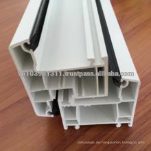 Tür- und Fensterrahmen-PVC-Profil