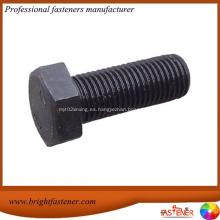 Pernos hexagonales para DIN933 DIN931 DIN960 DIN961 ISO4014 ISO4017 DIN558 DIN601
