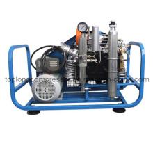 Compresor de alta presión del salto de la escafandra autónoma Compresor de la respiración (Ba300 7.5kw)