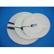 wholesale plates serving dishes for daily used