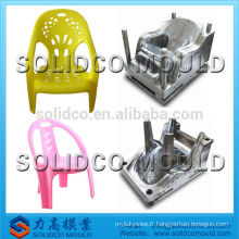 Moulage de chaise en plastique