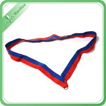El más nuevo estilo de productos promocionales Top Sell Sports medalla Ribbon
