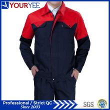 Ropa de trabajo barato traje de trabajo uniforme con estilo de moda (ymu118)
