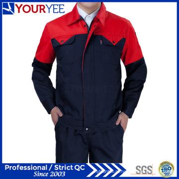 Дешевая рабочая одежда Одежда Костюм Униформа с модным стилем (YMU118)
