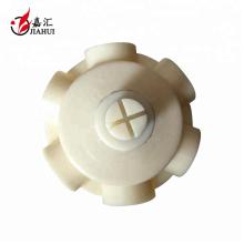 Abs rotativa de 3 polegadas 4 lâminas ou 6 lâminas de resfriamento torre de aspersão