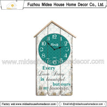 High Quality Luxury Wall Clock with Big Size