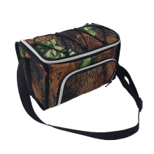 Good Quality for Gym Cooler Bag Camouflage Printing Shoulder Carry Meal Management Bag supply to Tunisia Wholesale
