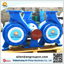 Centrifugal Horizontal Electric Closed Coupled Inline Water Pipeline Pumps
