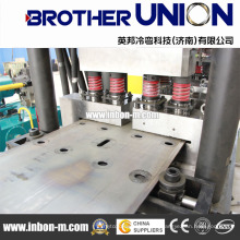 Highway Guardrail Crash Carrier Making Machine