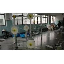 Máquina de fazer palha de papel carbono