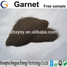 Высокое качество пескоструйная обработка гранат 80 сетки для продажи