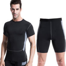 5 Farbe Fitness Sport Hosen Kompression Shorts Training Leggings