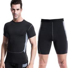 5 cores de fitness esportes calça calções de compressão leggings de treinamento