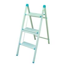 Utilitário de escada dobrável