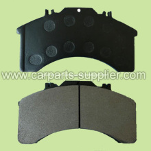 WVA29032 Heavy truck brake pad for Iveco
