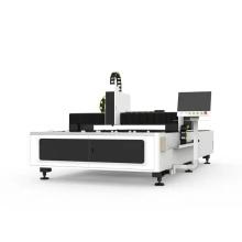 Máquina de corte por láser de fibra CNC Raycus IPG 1000w