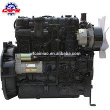 Moteur diesel de N490T Puissance spéciale pour le moteur diesel de machines de construction